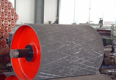 What are the precautions for the construction operation of the belt conveyor drum cold encapsulation?
